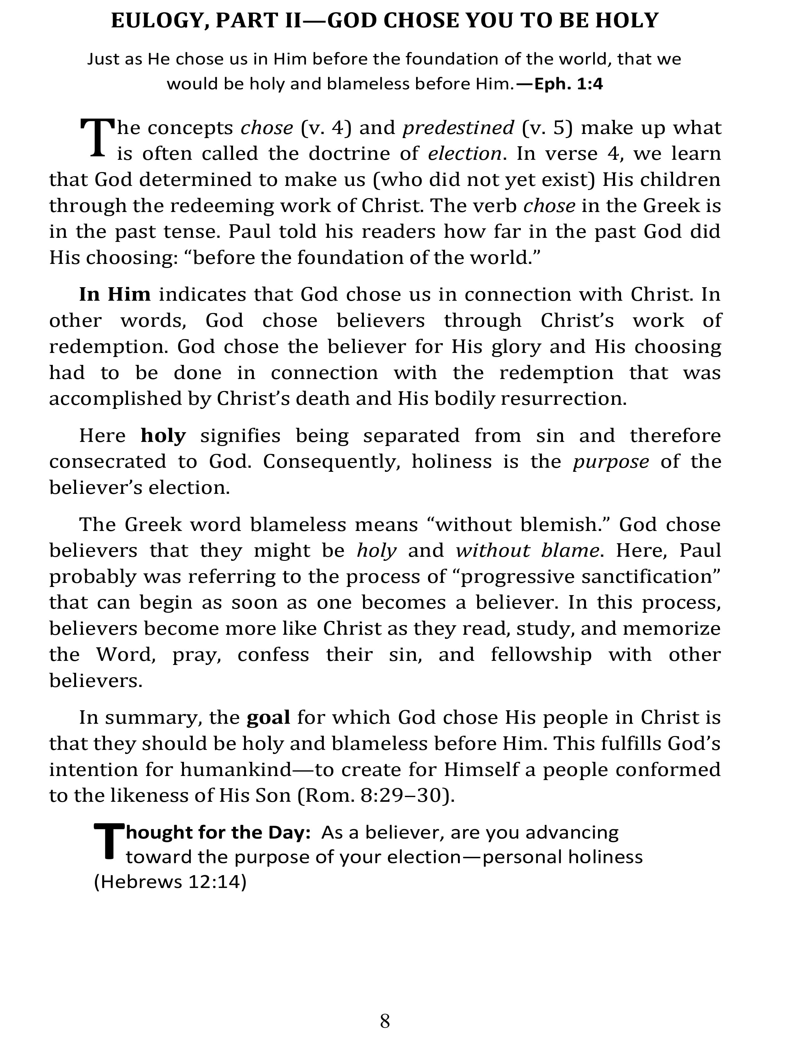 Page 24 | Day by Day in Ephesians | Don Eugene Atkinson